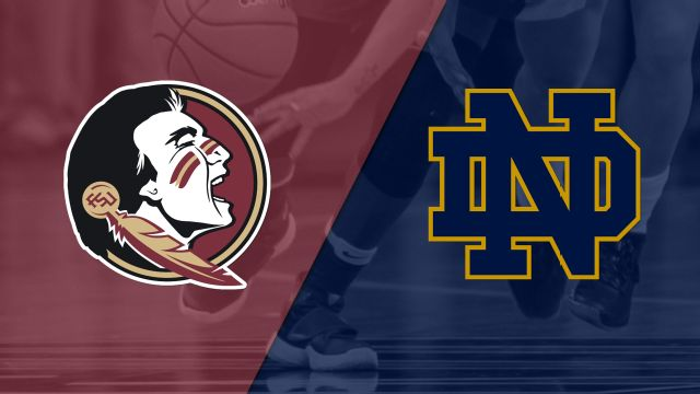 #8 Florida State vs. #5 Notre Dame (W Basketball)