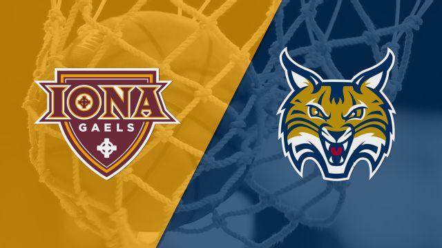 Iona vs. Quinnipiac (W Basketball)