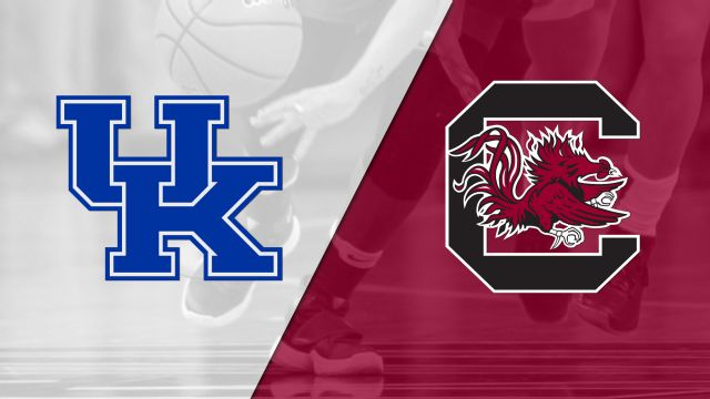 #22 Kentucky vs. #7 South Carolina (W Basketball)