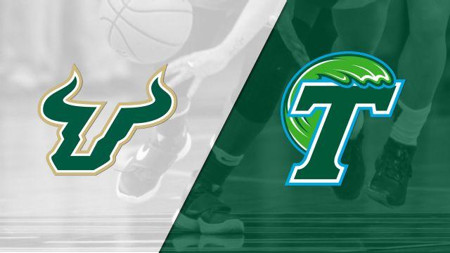 #22 USF vs. Tulane (W Basketball)