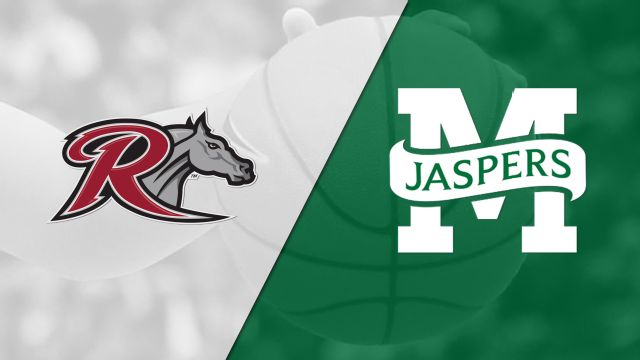 Rider vs. Manhattan (W Basketball)