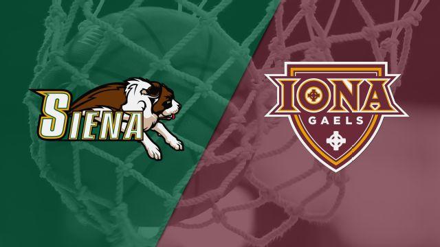 Siena vs. Iona (W Basketball)