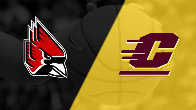 Ball State vs. Central Michigan (W Basketball)