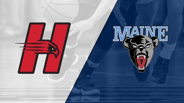 Hartford vs. Maine (W Basketball)