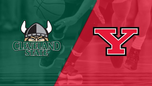 Cleveland State vs. Youngstown State (W Basketball)
