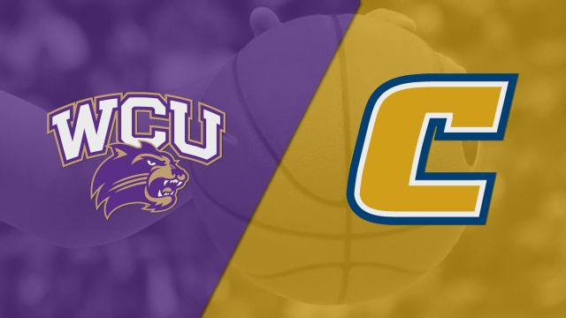 Western Carolina vs. Chattanooga (W Basketball)