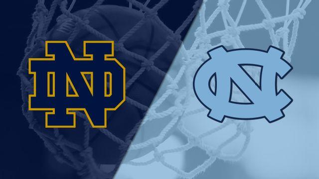 #6 Notre Dame vs. North Carolina (W Basketball)