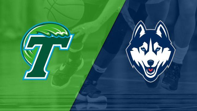 Tulane vs. #1 Connecticut (W Basketball)