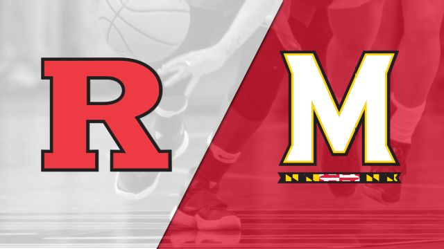 Rutgers vs. #3 Maryland