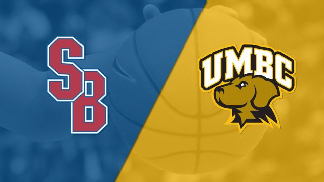 Stony Brook vs. UMBC (W Basketball)