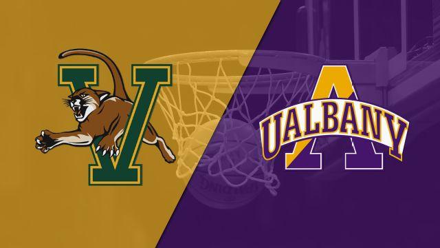 Vermont vs. Albany (W Basketball)