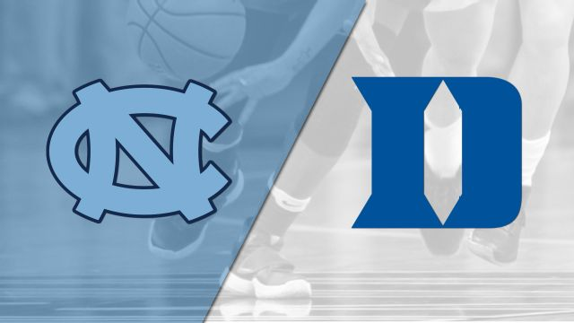 North Carolina vs. #12 Duke (W Basketball)
