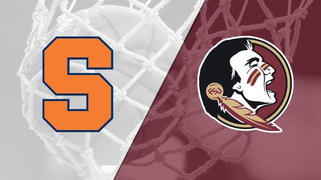 Syracuse vs. #7 Florida State (W Basketball)