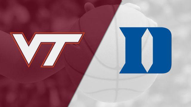 #17 Virginia Tech vs. #15 Duke (W Basketball)