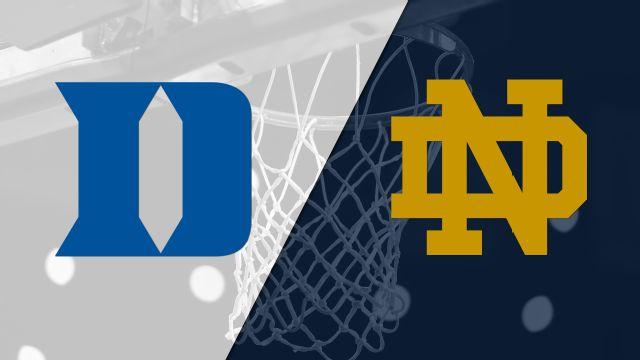 #14 Duke vs. #8 Notre Dame (W Basketball)