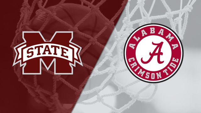 #4 Mississippi State vs. Alabama (W Basketball)