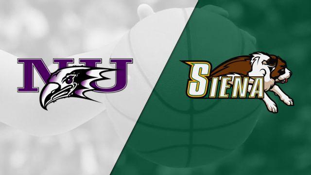 Niagara vs. Siena (W Basketball)