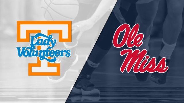 Tennessee vs. Ole Miss (W Basketball)