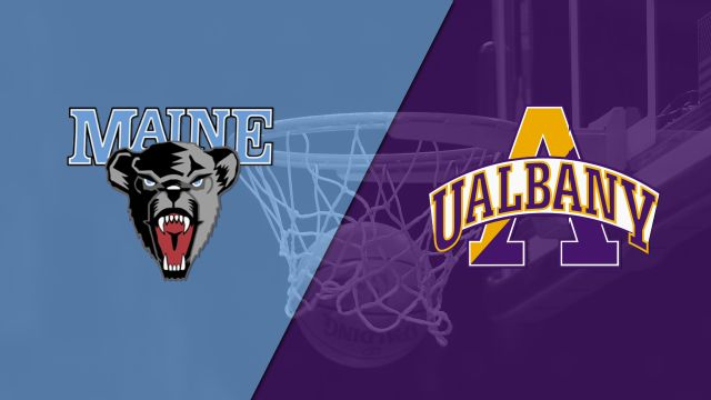 Maine vs. Albany (Championship) (America East Women's Championship)
