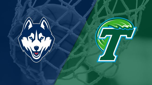 #1 Connecticut vs. Tulane (W Basketball)