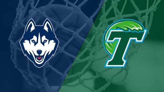 #1 Connecticut vs. Tulane (W Basketball)