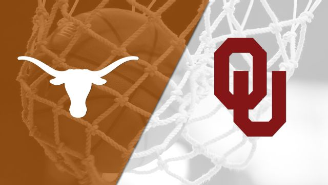 #6 Texas vs. #16 Oklahoma (W Basketball)