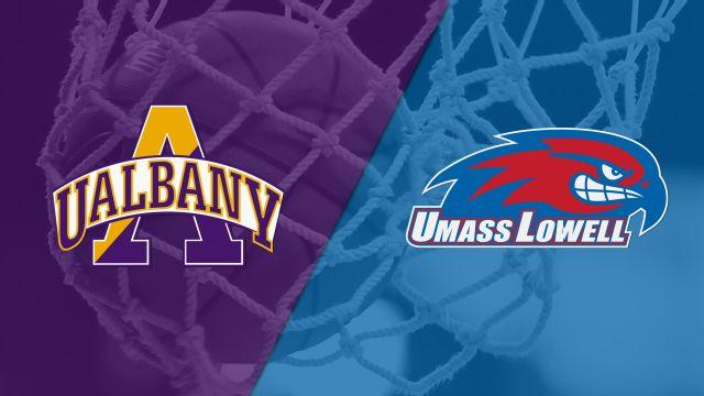 Albany vs. UMass Lowell (W Basketball)