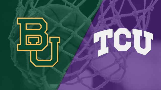 #2 Baylor vs. TCU (W Basketball)
