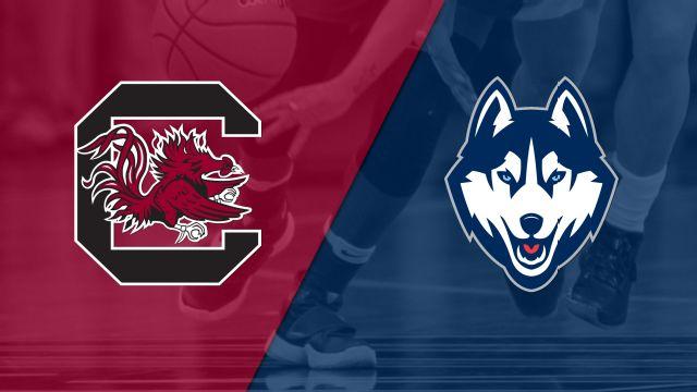 #6 South Carolina vs. #1 Connecticut (W Basketball)