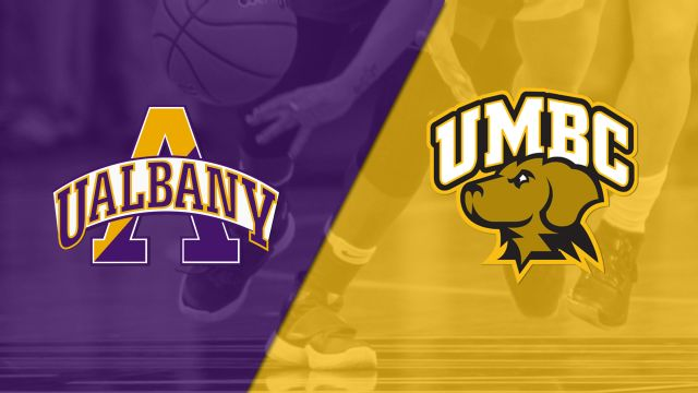 Albany vs. UMBC (W Basketball)