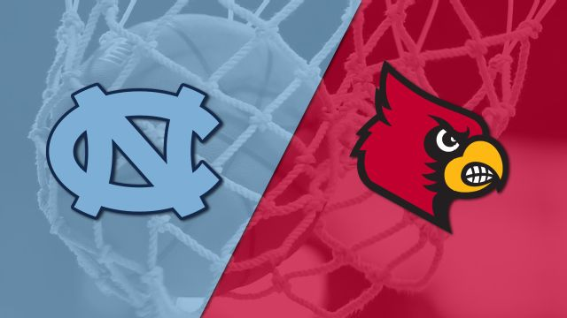 North Carolina vs. #14 Louisville (W Basketball)