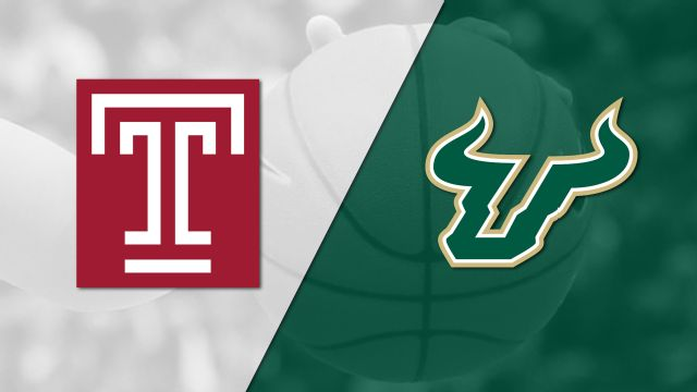 Temple vs. #22 South Florida (W Basketball)