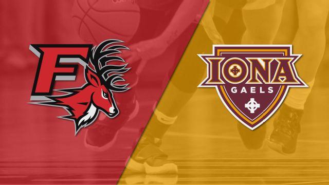 Fairfield vs. Iona (W Basketball)