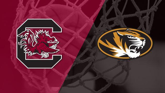 #6 South Carolina vs. Missouri (W Basketball)