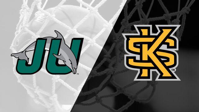 Jacksonville vs. Kennesaw State (W Basketball)