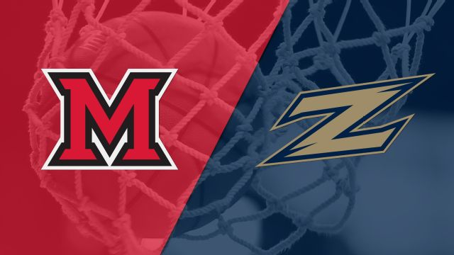 Miami (OH) vs. Akron (W Basketball)