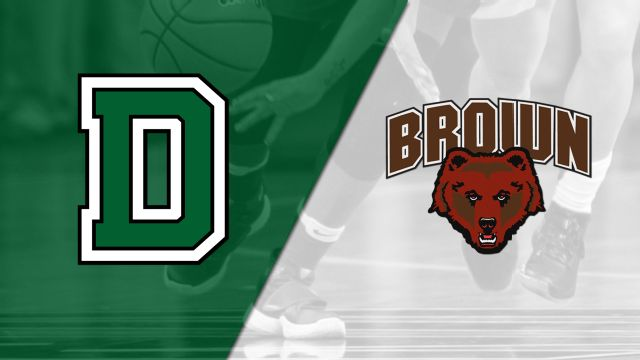 Dartmouth vs. Brown (W Basketball)