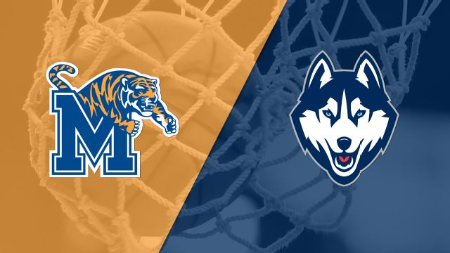 Memphis vs. #1 Connecticut (W Basketball)