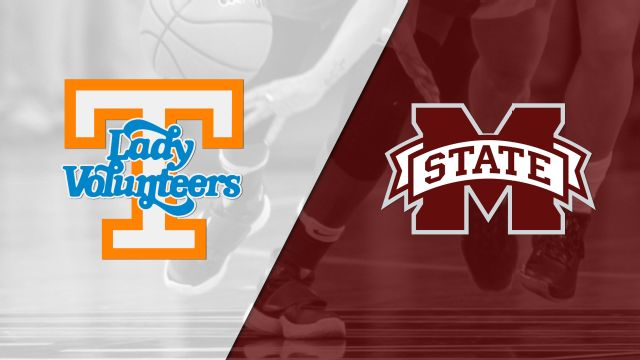 Tennessee vs. #3 Mississippi State (W Basketball)