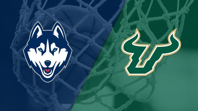 #1 Connecticut vs. South Florida (W Basketball)