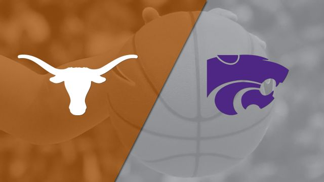 #12 Texas vs. #24 Kansas State (W Basketball)