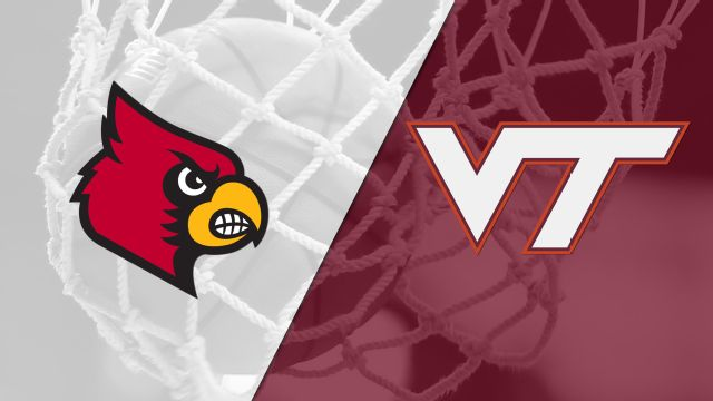 #12 Louisville vs. Virginia Tech (W Basketball)