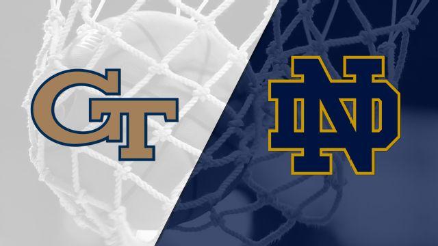 Georgia Tech vs. #7 Notre Dame (W Basketball)