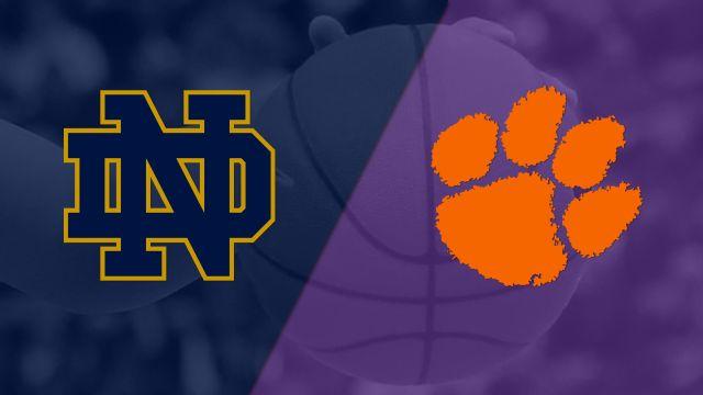 #7 Notre Dame vs. Clemson (W Basketball)