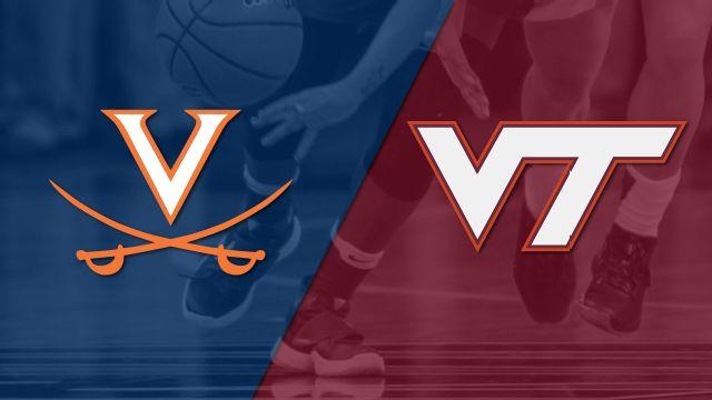 Virginia vs. Virginia Tech (W Basketball)