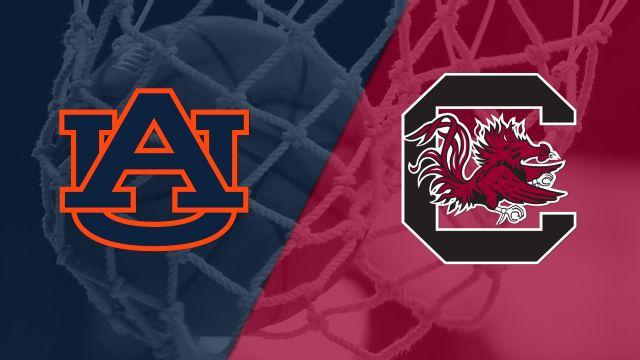 Auburn vs. #6 South Carolina (W Basketball)