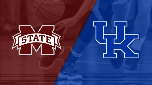 #3 Mississippi State vs. #22 Kentucky (W Basketball)
