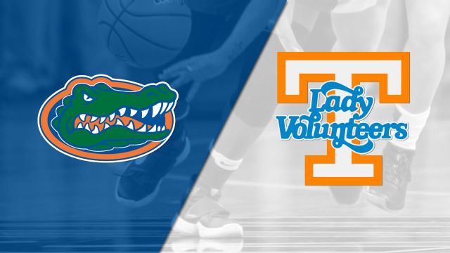 Florida vs. Tennessee (W Basketball) (re-air)