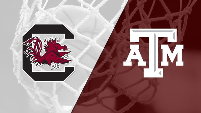 #7 South Carolina vs. Texas A&M (W Basketball)