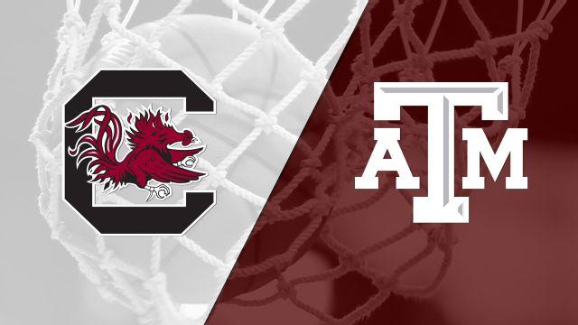 #7 South Carolina vs. Texas A&M (W Basketball)